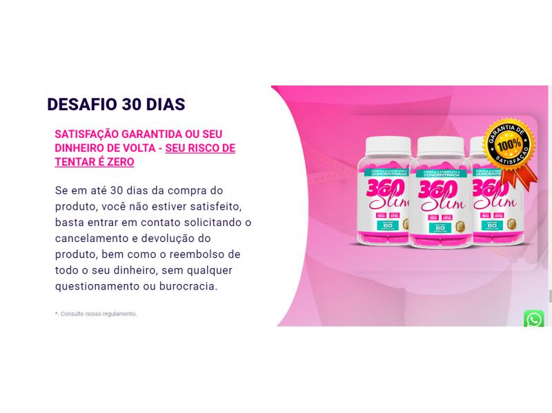 slim 360 remedio